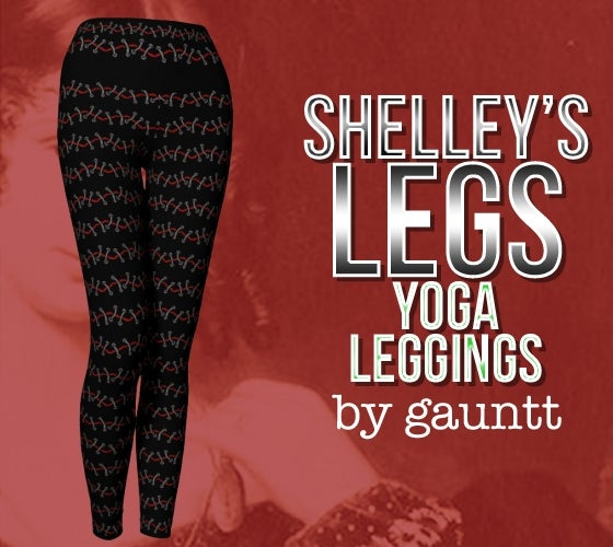 Image of Shelley's Legs Yoga Tights