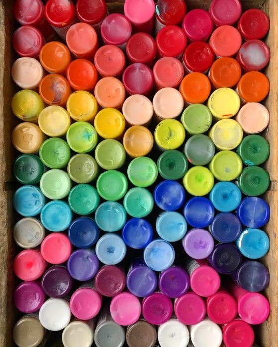 Image of Rainbow Paint