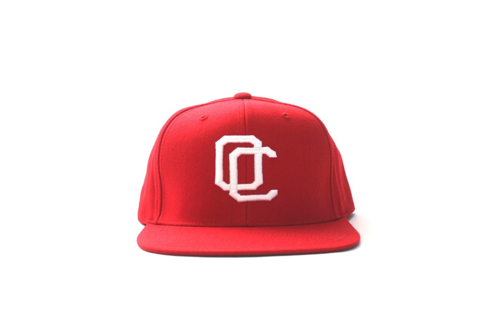 Image of RED OC HAT