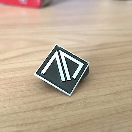 Image of TND Enamel Logo Pin