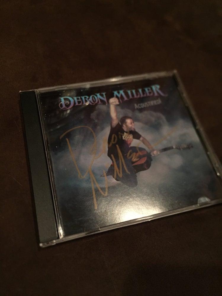 "Image of Deron Miller ""Acoustified!"" original pressing w/ different tracks"