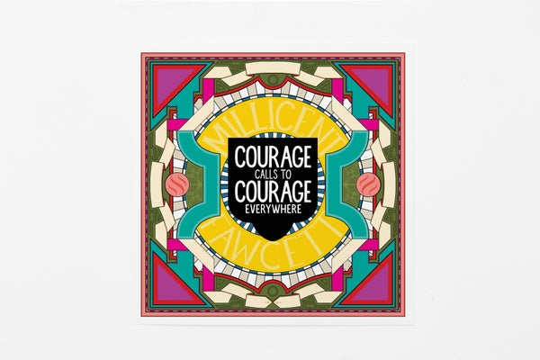 Image of Courage!