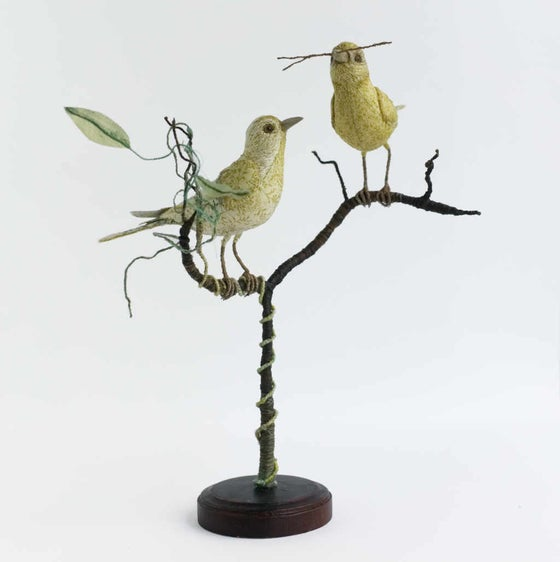 Image of Golden Birds