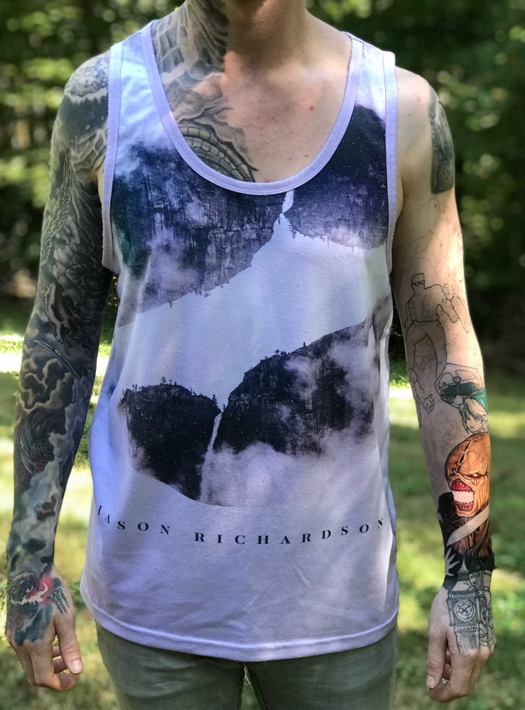 "Image of JR "" I "" Album Art Tank-Top"