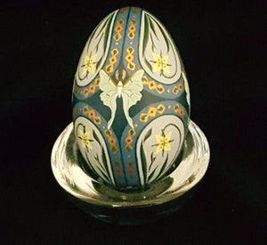 """Image of """"Lunar Moth Goose Egg"""""""