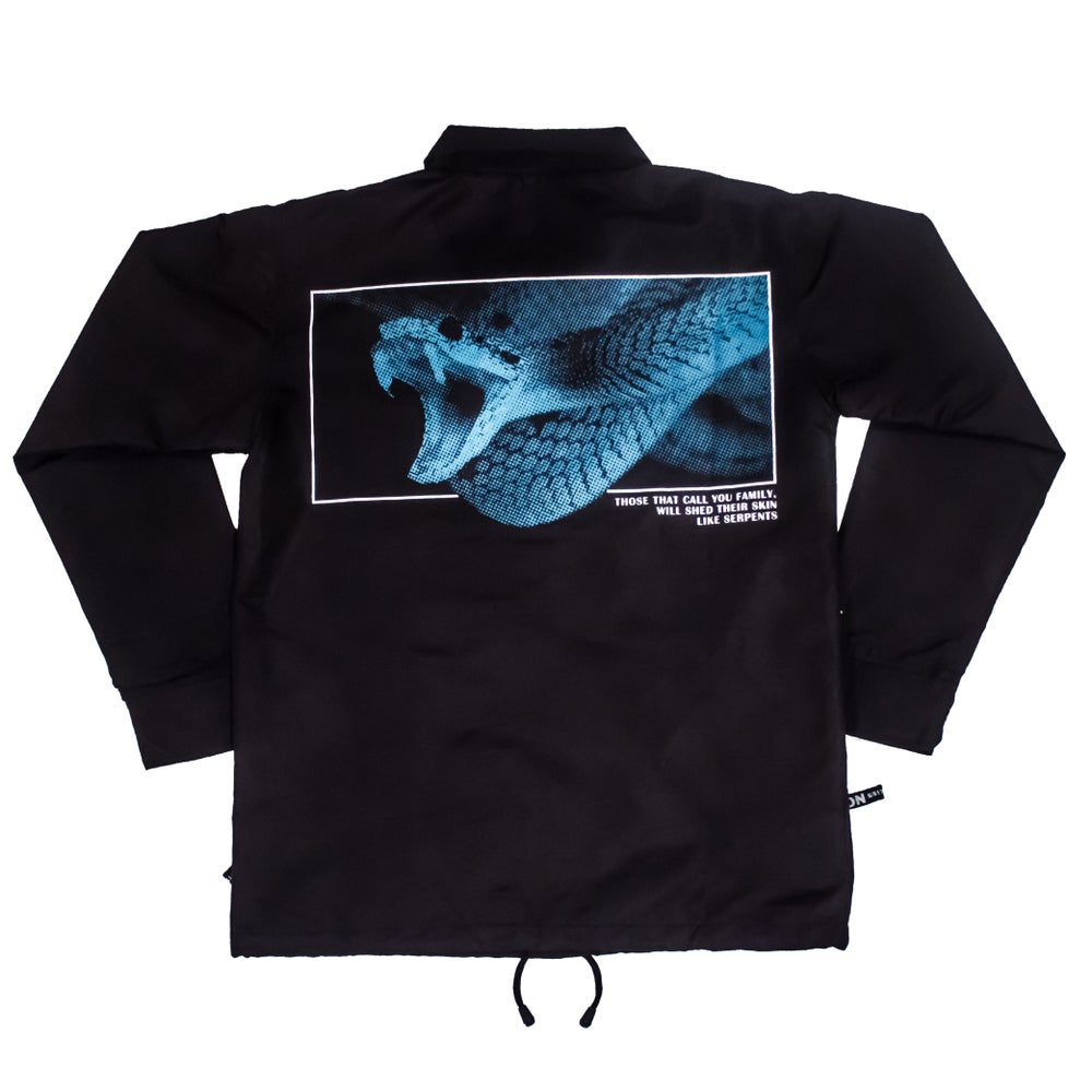 Image of Serpents Coach's Jacket