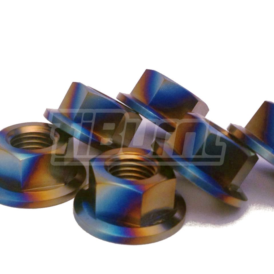 Image of Acura TSX - Titanium Strut Tower Nuts