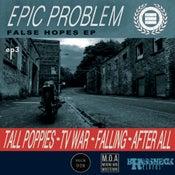 "Image of Epic Problem - False Hopes EP 7"" (clear vinyl)"