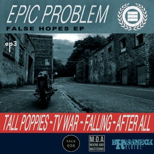 "Image of Epic Problem - False Hopes EP 7"" (clear vinyl)"