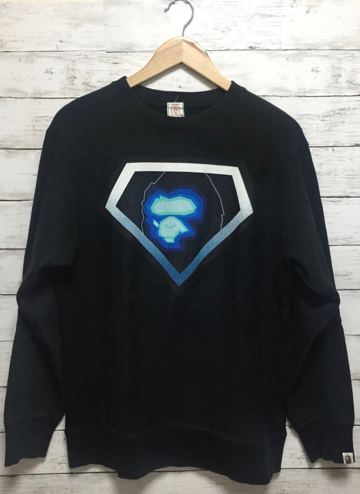 Image of Bape Diamond Vintage Sweatshirt