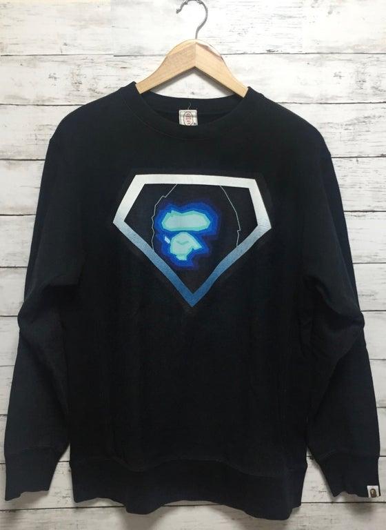 Image of Bape Diamond Vintage Sweatshirt