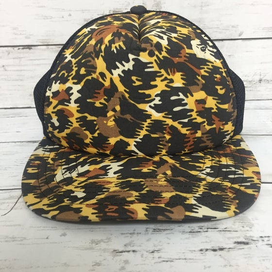 Image of Bape Tiger Camo Snapback