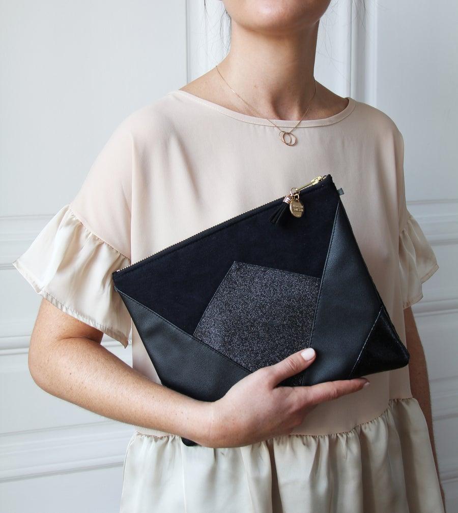 Image of Pochette *NINA* noire.