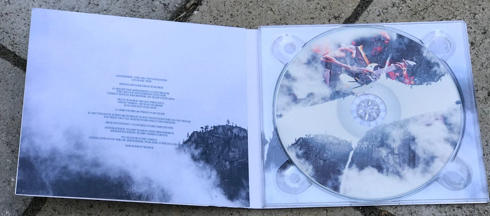 "Image of ""I"" CD Factory Sealed/Signed"