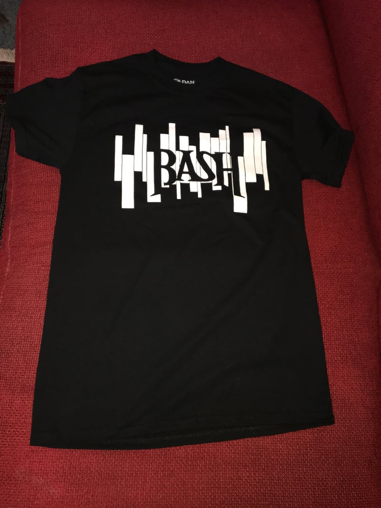 Image of BASH Graphic T Shirts (Black)