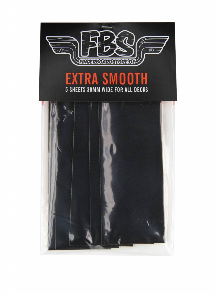 Image of FBS Extra Smooth Uncut 5 Pack