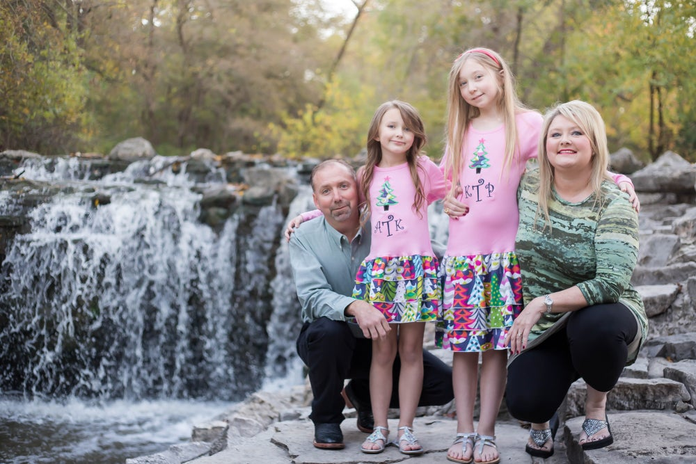 Image of 2018 LIMITED FAMILY MINI SESSIONS ~ Waterfalls & Bridges - $125+ TAX