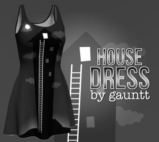 Image of HOUSE DRESS (FLARE)