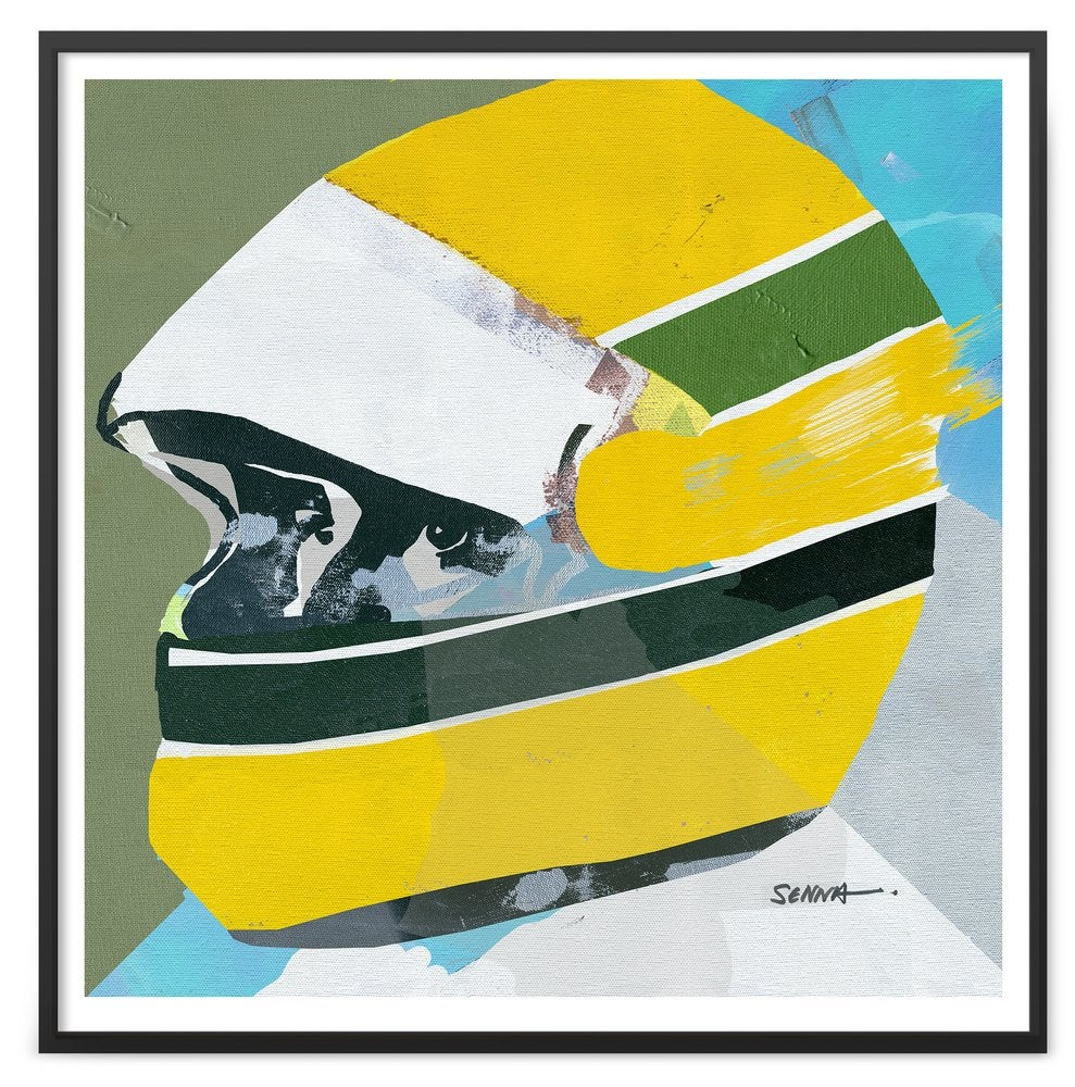 Image of AYRTON SENNA - WORLD OF SPORTS II