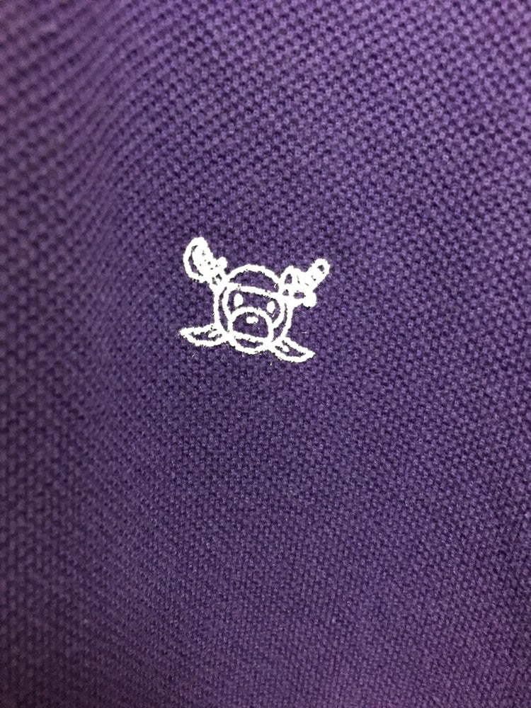 Image of Bape Japan Exclusive Baby Milo Pirate Store Polo
