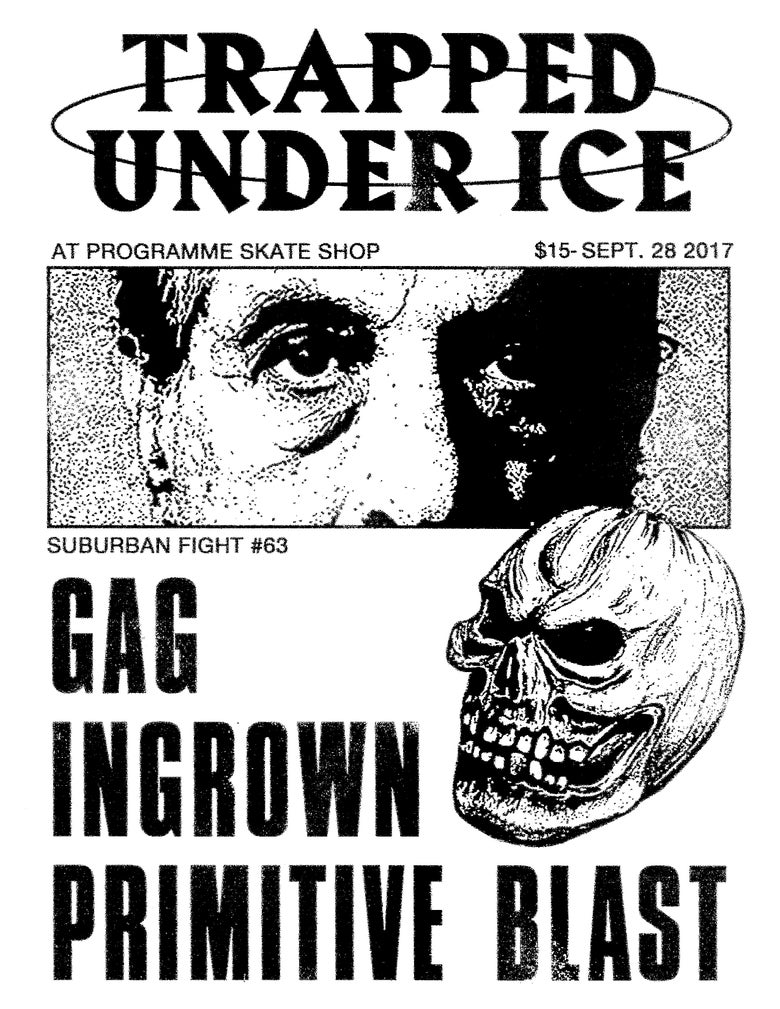 Image of TRAPPED UNDER ICE @PROGRAMME 09/28