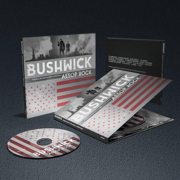 Image of Bushwick (Original Motion Picture Soundtrack) CD - Aesop Rock