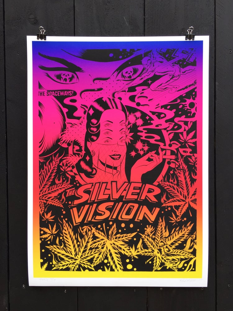 "Image of ""SILVER VISION"" VEENOM"