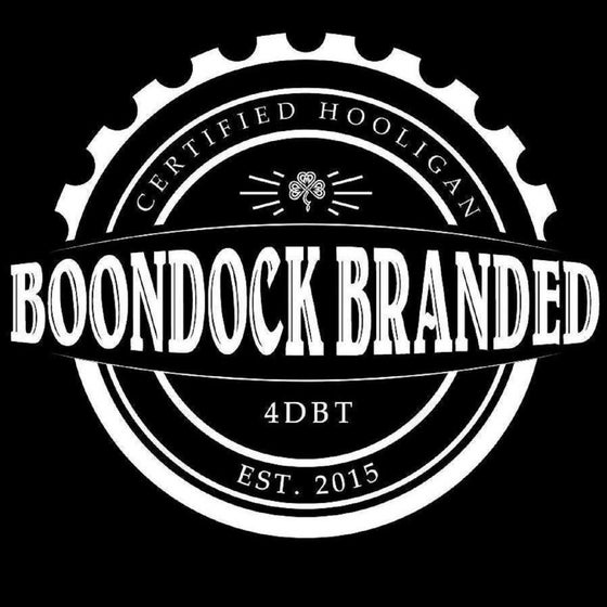 Image of BoonDock Branded Certified Hooligans CD