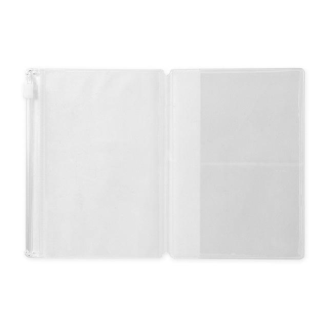 Image of TRAVLER'S notebook Passport Zipper Pocket Refill 004