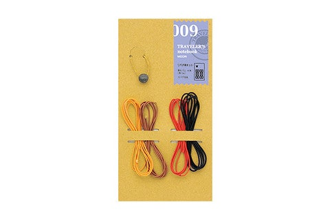 Image of TRAVELER'S notebook Regular Repair Kit Refill 009