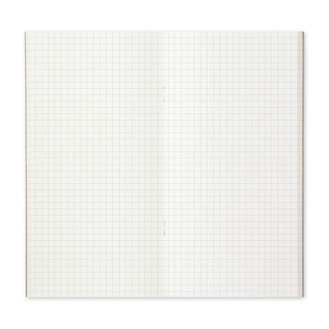 Image of TRAVELER'S notebook Regular Grid Refill 002