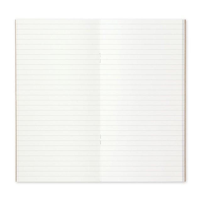 Image of TRAVELER'S notebook Regular Lined Refill 001