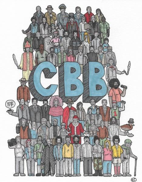 Image of CBB Ensemble Print