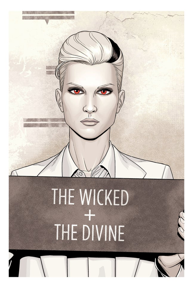Image of Luci Print (The Wicked + The Divine)
