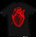 Image of RED HEART BREAK TEE