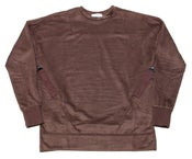 Image of Signature Pullover Plum