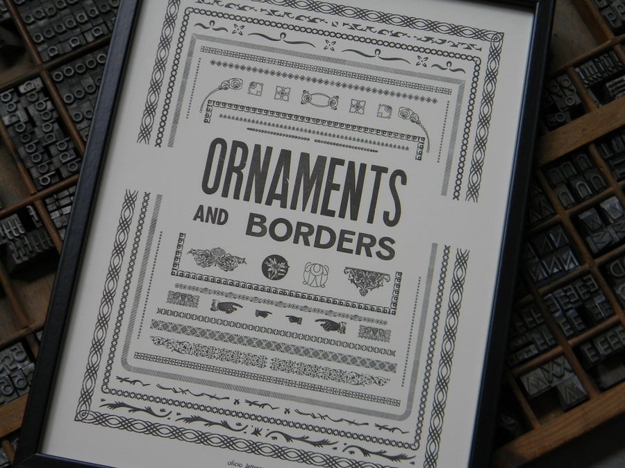 Image of Ornaments and borders