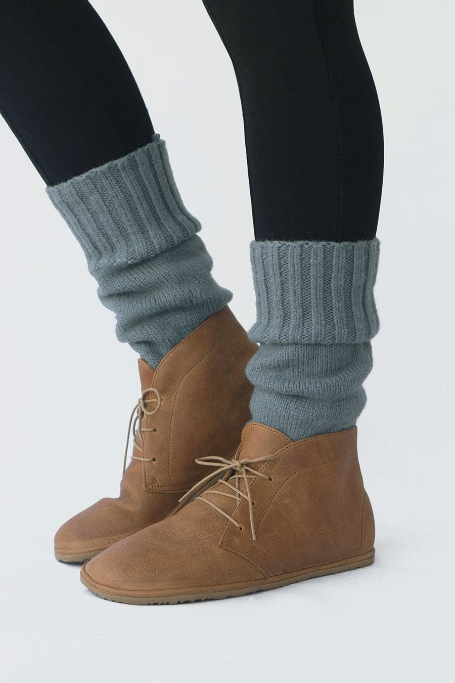 Image of Desert boots - Leona in Caramel