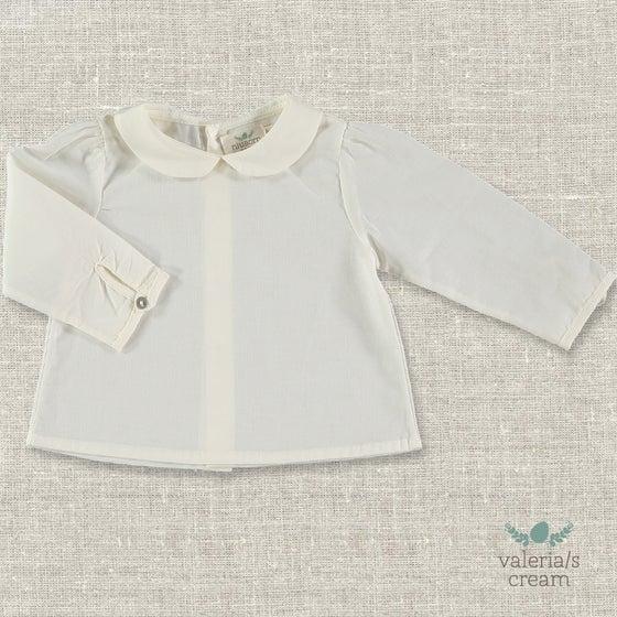 Image of Blusa Valeria/S Cream