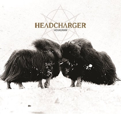 Image of HEADCHARGER - Hexagram - Edition Cristal