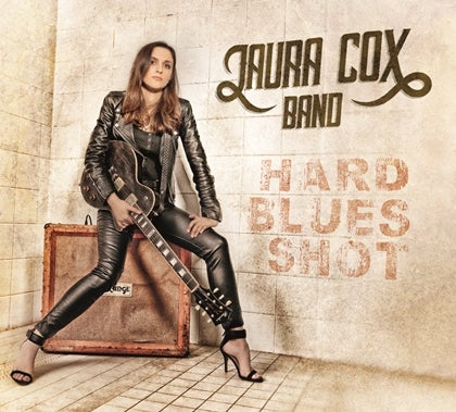 Image of LAURA COX BAND - Hard Blues Shot - Edition Cristal