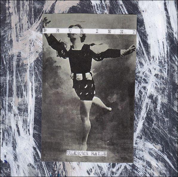 Image of [HOS-491] Prurient - Unknown Rains LP