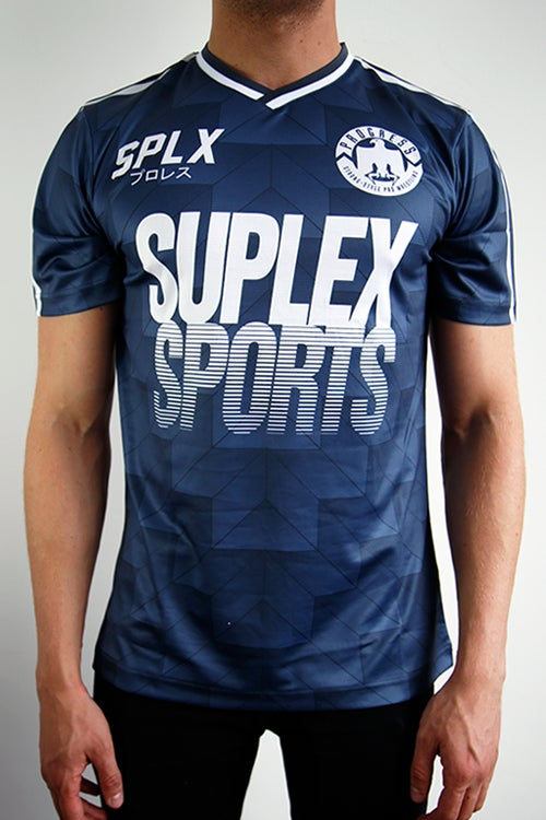 Image of PROGRESS x SPLX Retro Football Shirt (2nd Batch)