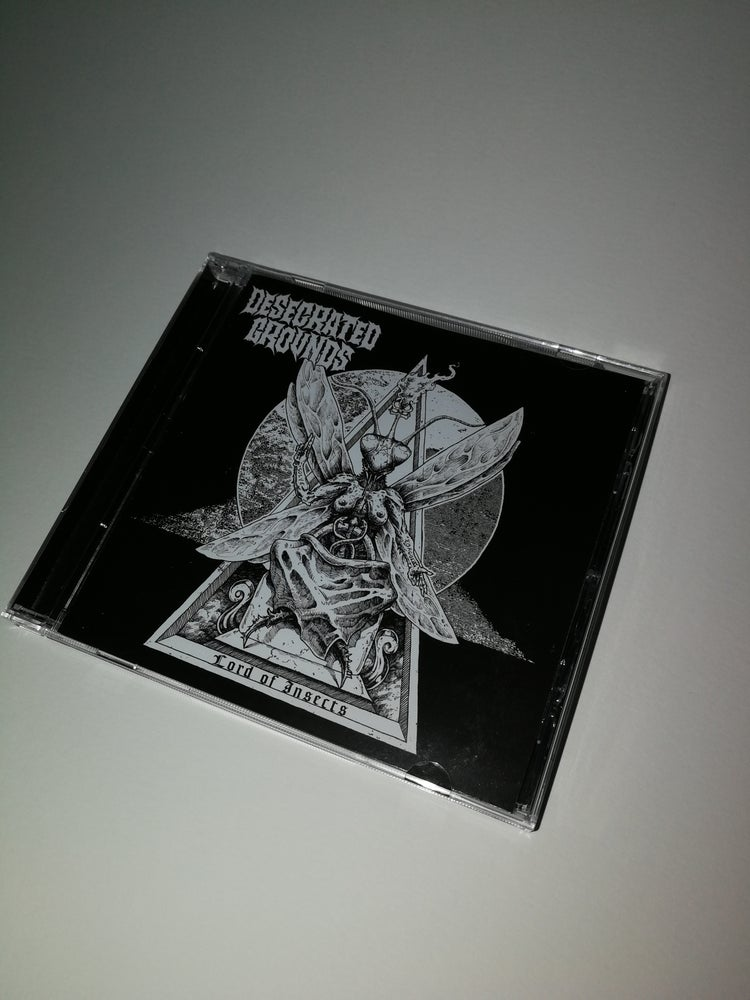 Image of Lord of Insects CD