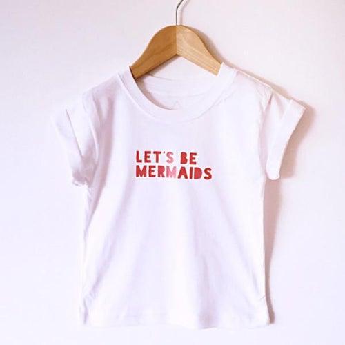 Image of LET'S BE MERMAIDS