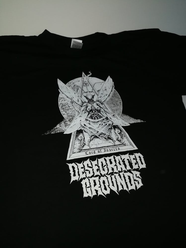Image of Lord of Insects high quality t-shirt
