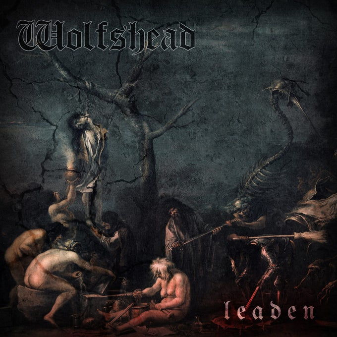 Image of WOLFSHEAD - Leaden