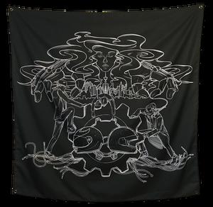 Image of Crest Flag