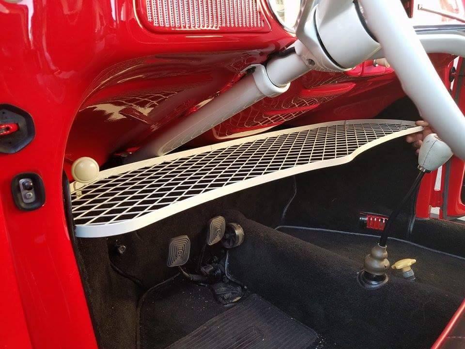 Image of NEW! VW BUG UNDER DASH UTILITY TRAYS!