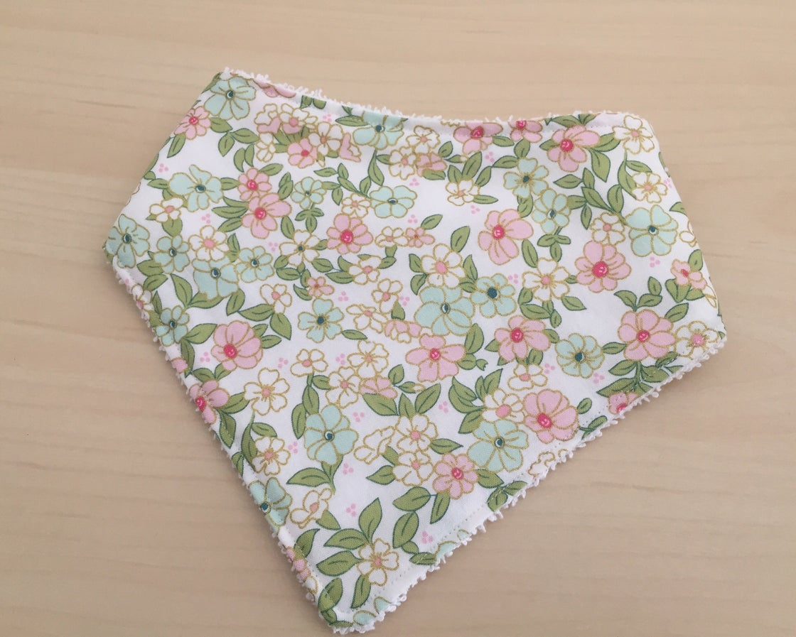 Image of Bandana Bib - Melody